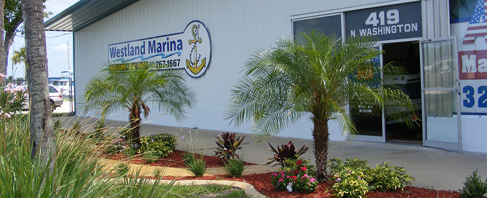 Westland Boatyard and Marina  Office